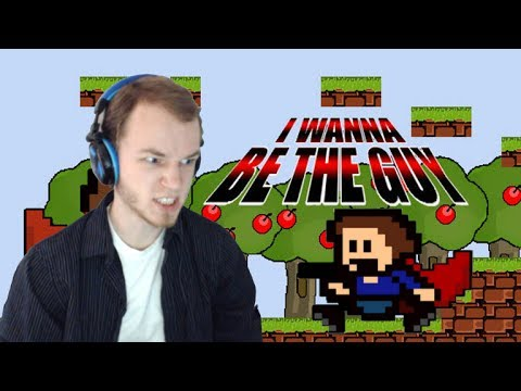 Let's Play I Wanna Be the Guy: The Movie: The Game | Part One