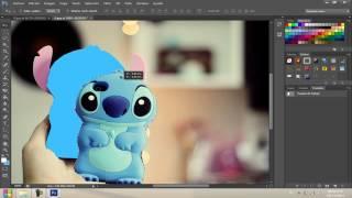 3 Formas de Recortar una Imagen en Photoshop Cs6 {Eliminando fondo}♥