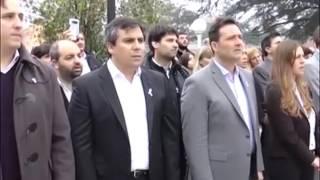 207º ANIVERSARIO DE LA REVOLUCIÓN DE MAYO - INTENDENTE MUNICIPAL VÍCTOR AIOLA