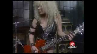 Lita Ford: Out for blood