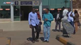 عودة سودانيين منعوا من السفر إلى أميركا