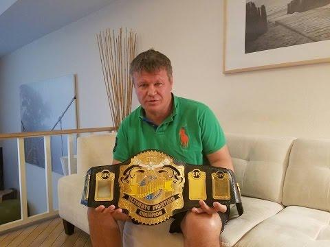 Как Я стал чемпионом UFC 6? Oleg Taktarov