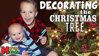 Decorating for Christmas || Mommy Monday