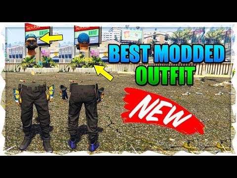 Repeat Glitch to get the cop outfit on gta 5 online by Berto