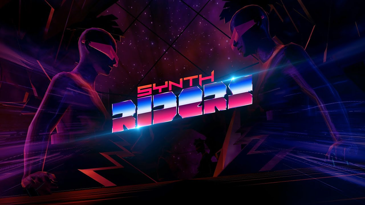 Synth Riders Trailer
