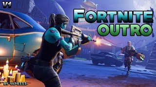 Fortnite Outro Template V2 SUBSCRIBE PLS | opwPraise