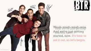 Watch Big Time Rush Just Getting Started video