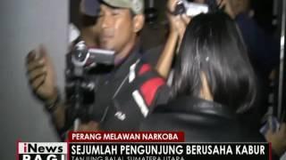 Satuan narkoba Polres Tanjung Balai razia tempat hiburan malam - iNews Pagi 18/07
