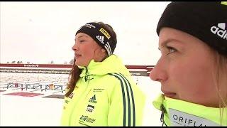 Anna Magnusson & Linn Persson ska bli skidskyttets nästa stjärnor - TV4 Sport