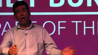 Andy Burnham - Manchester Rally