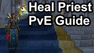 Quick Heal Priest PvE Guide (1.12.1) [WoW Classic]