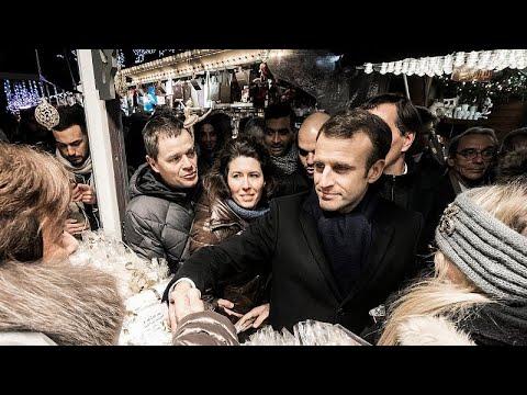 ماكرون يكرم ضحايا هجوم استهدف سوق أعياد الميلاد في سترازبورغ…  - نشر قبل 40 دقيقة