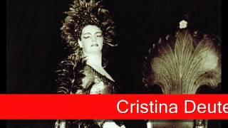 Cristina Deutekom: Rossini - Armida,
