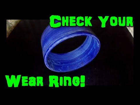 How to check Seadoo wear ring to keep your PWC performing 100%