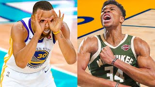 "NBA ""Playoffs Hit Different!"" MOMENTS"