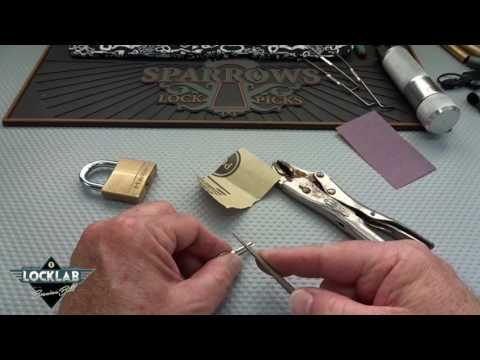 (867) How to Impression a Key