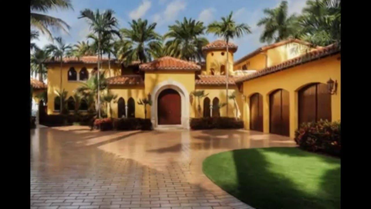 Casas en miami 2016 mansiones en miami como la de pablo - Casas en la provenza ...