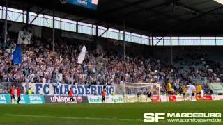 Alle nach Berlin! - 1. FC Union Berlin II gegen 1. FC Magdeburg - www.sportfotos-md.de
