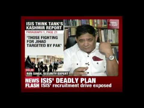 Exclusive : ISIS Reveals Deadly Plot In Kashmir | Newsroom