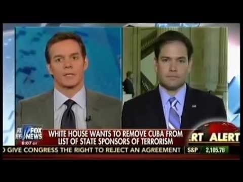 Rubio Discusses Iran Nuclear Deal & Removal of Cuba from State Sponsors of Terrorism List