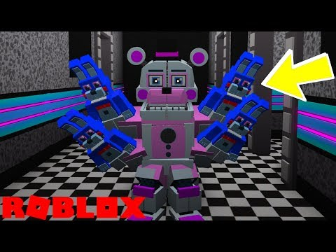 Becoming The Bon Bon Launcher in Roblox Rockstar Freddy's Pizza Place The Roleplay Game