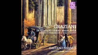 C. Graziani Cello Sonata Op.3 No.2 in A major