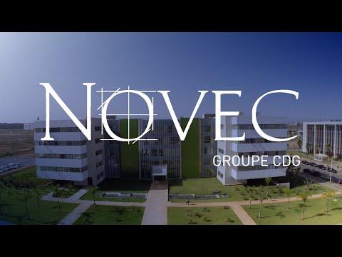 Film institutionnel Novec (Groupe CDG)