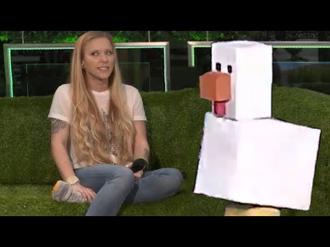 Most awkward moments at Minecon 2015