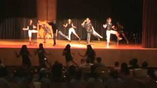 CHENY BEACON Dance Performance - Thriller