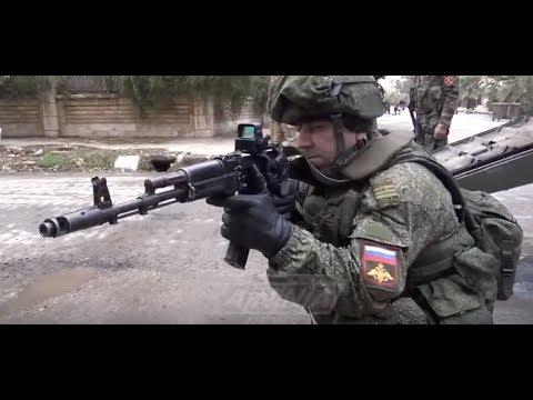 🇷🇺La Russie en Syrie documentaire sur les soldats tchétchènes à Alep