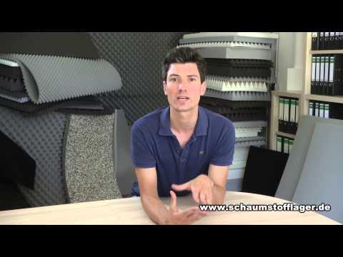 Lärmdämmung, Schalldämmung und Hallreduzierung