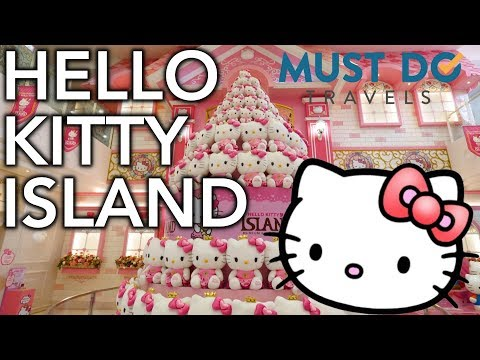 Hello Kitty Island, Jeju Korea | Must Do Travels