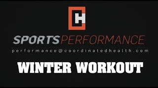 Top WINTER WORKOUTS for Sports Performance