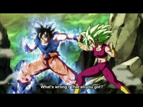 Goku vs Kefla【AMV】linkin park