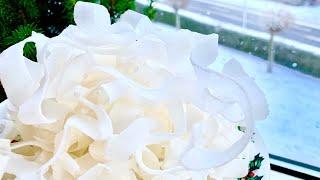 Mứt dừa_cách làm mứt dừa trắng,thơm ngon đơn giản_Bếp Hoa
