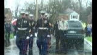 Tribute To Marine Danny Scherry There Goes My Hero!