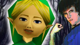 Repeat youtube video The G-Files: Zelda - Ben Drowned Creepypasta