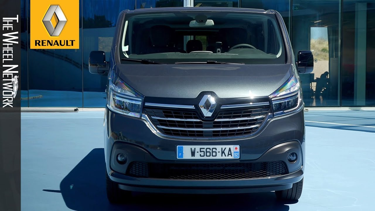 2019 Renault Trafic Spaceclass