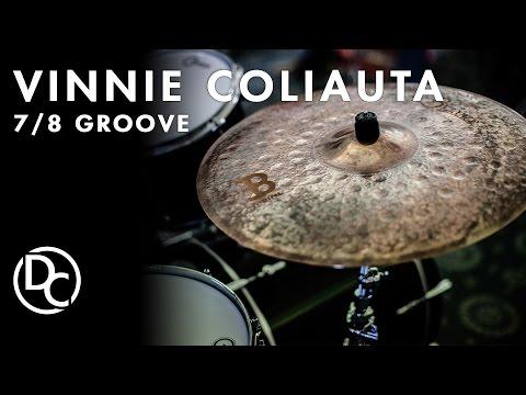 Vinnie Colaiuta - 7/8 Groove