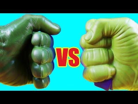 Hulk Family Vs Hulk Family ! Mega Battle ! Superhero Toys