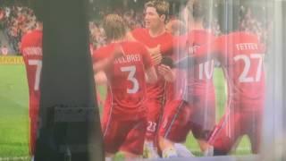 Norge landslag kamp mot Spania!! Karriere modus