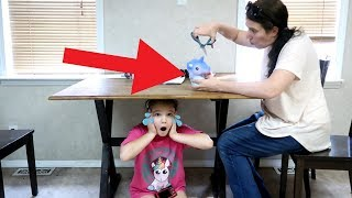 I Recorded My Mom For 24 Hours! She Cut My Squishy!