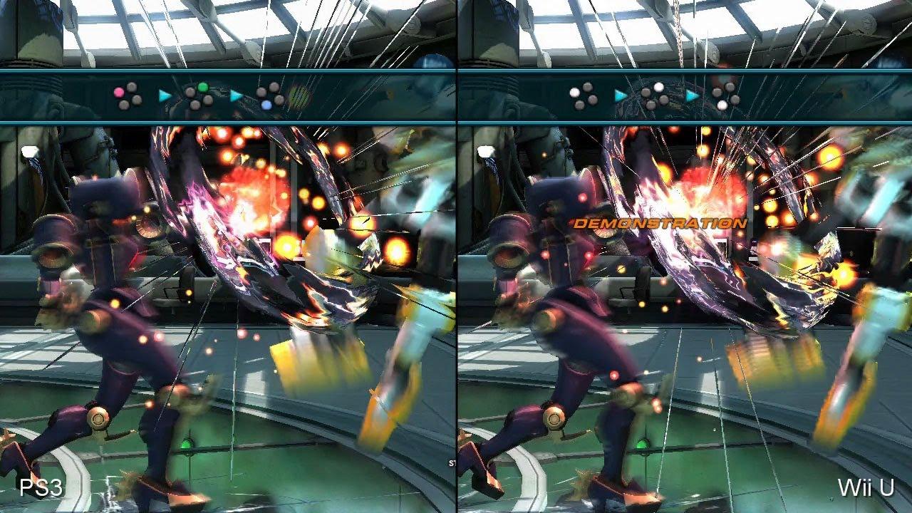Tekken Tag Tournament 2 Wii U Vs Ps3 Xbox 360 Comparison