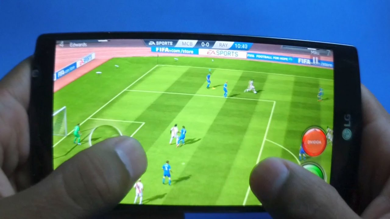 Jogos futebol para android