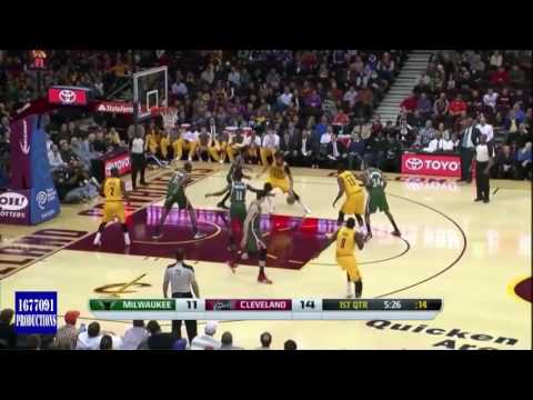 Anderson Varejao Cavaliers Offense & Defense Highlights Part2