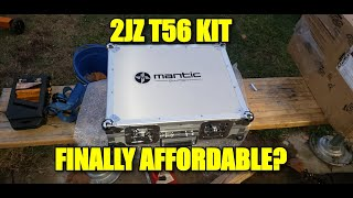 THIS T56 TO 2JZ KIT IS INSANE/ T56 TO 2JZ KIT FINALLY AFFORDABLE