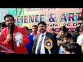 Speech of Javed Jaffrey in diksha International School in Bhagalpur Whatsapp Status Video Download Free