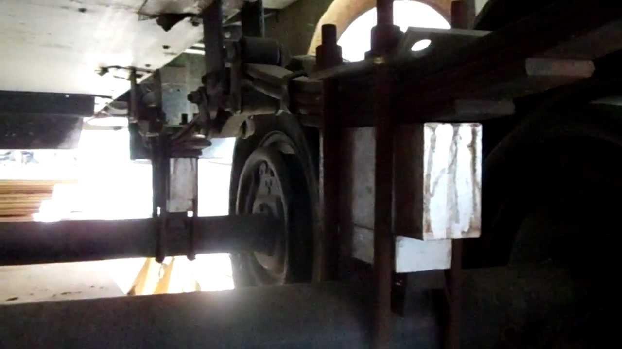 Fifth Wheel Lift Kits : Donnys lifted th wheel youtube
