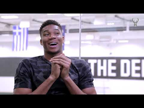 Giannis One-On-One Part 3: Kobe Bryant Summer Workout