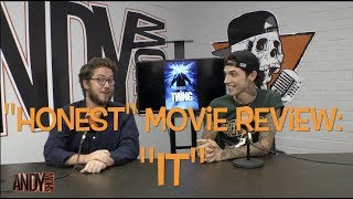"""The Andy Show """"Honest"""" Movie Review: """"It"""""""